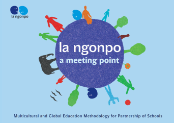 La Ngonpo at Czech and Indian schools